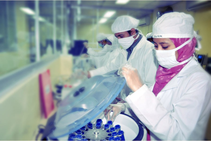 A vibrant generic pharmaceutical industry has emerged in Bangladesh