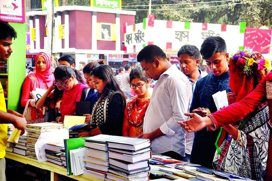 Readership growth: Humayun and 'Masud Rana'