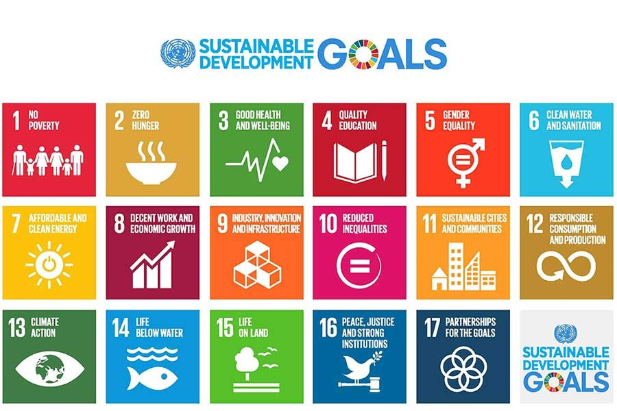 Importance of achieving SDGs  and promoting human rights