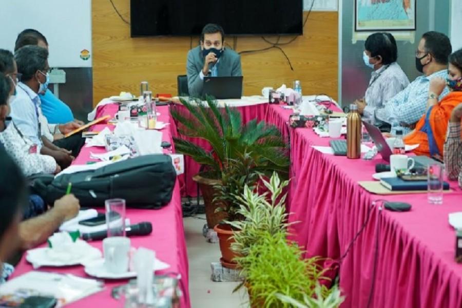 BRAC ED stresses increasing capacity of partner NGOs for disadvantaged people