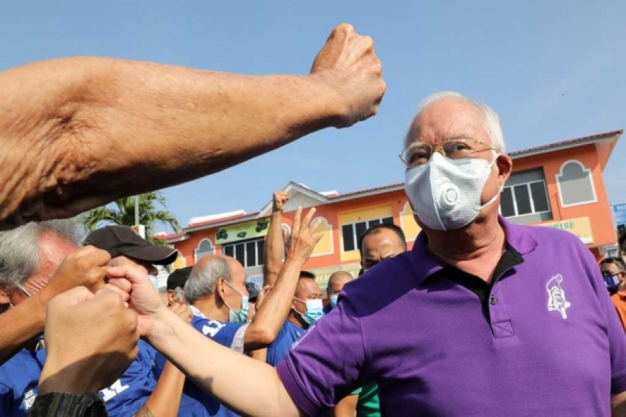 Former Malaysia PM Najib likely to seek re-election to parliament despite conviction