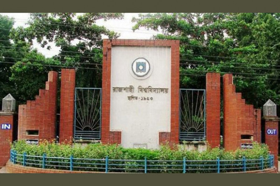 Rajshahi University admission tests from October 4 to 6