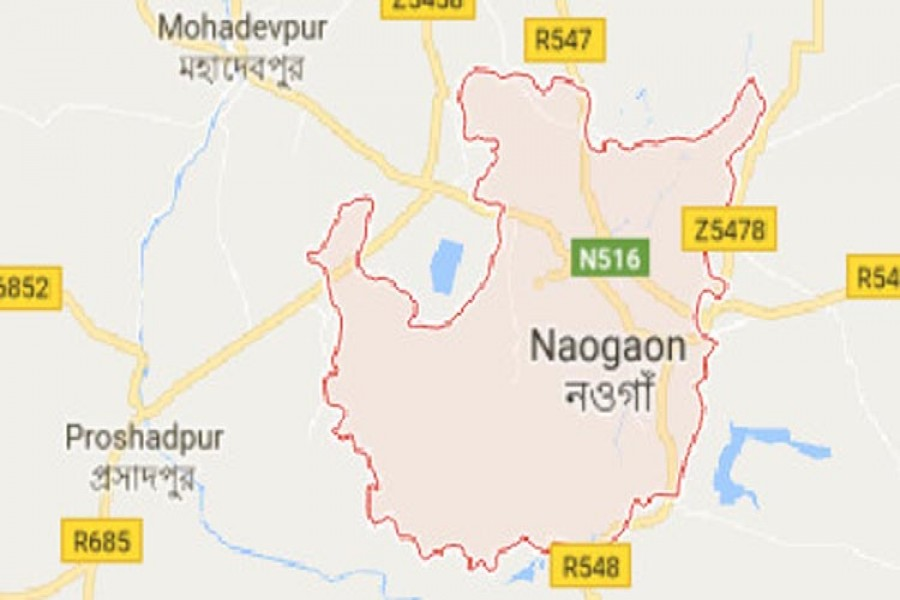 gunfight with police leaves two robbers dead in naogaon