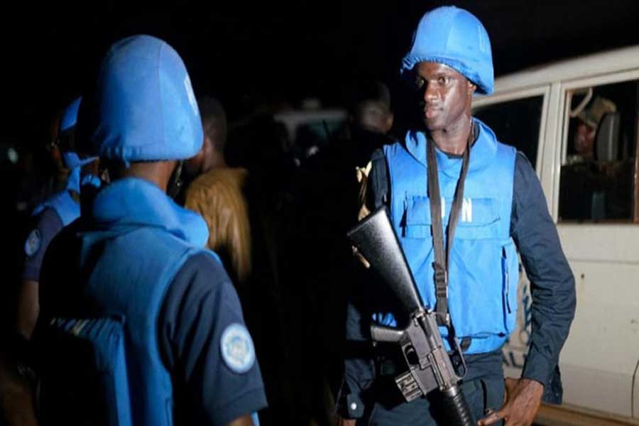 Gunmen kill seven UN peacekeepers in Mali