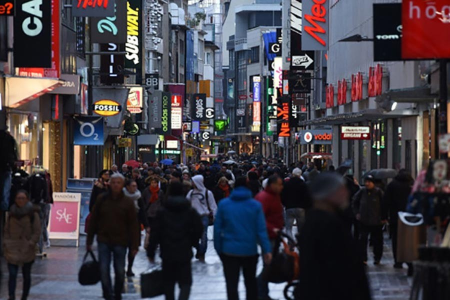 Germany Q2 GDP grows 0.6pc