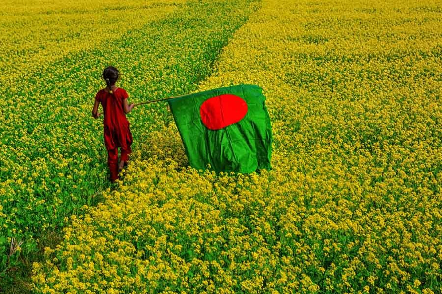 Hoping for a prosperous Bangladesh