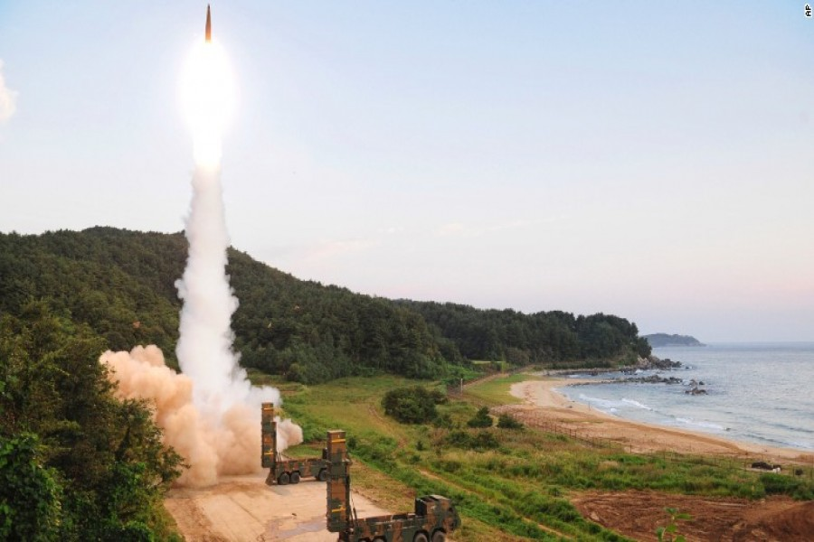 Seoul responds to N Korea's nuclear test with drills