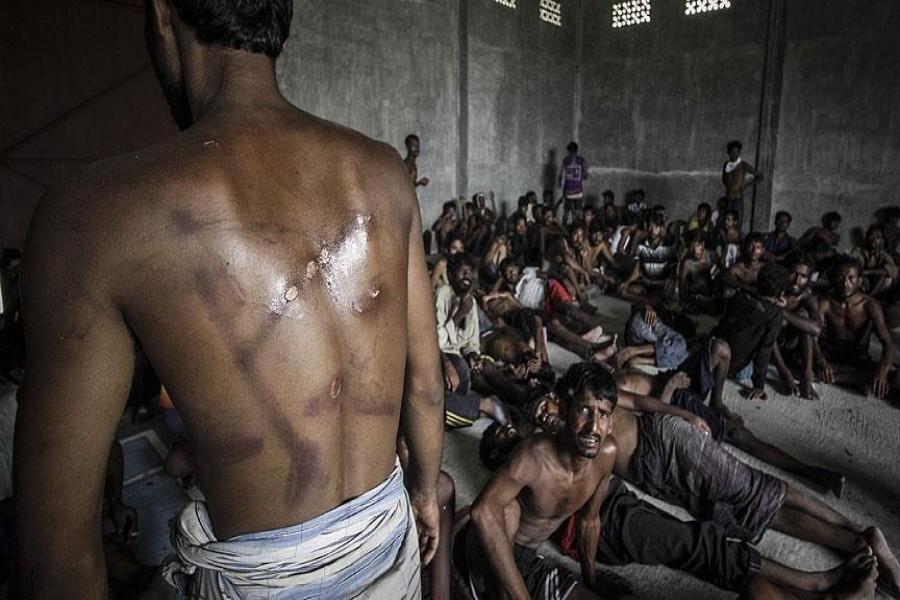 Rohingya pogrom