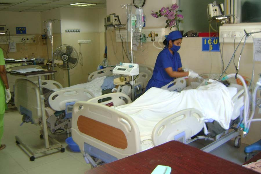 Medical care needs to be upgraded