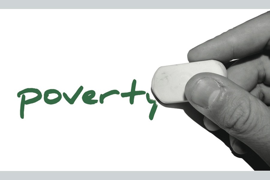 Helping the poor to fight poverty