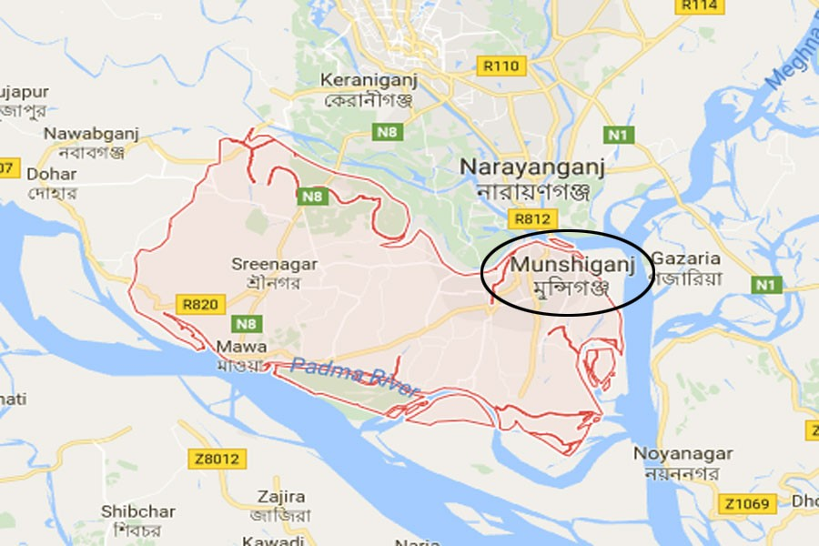 Five held over Munshiganj shrine murders