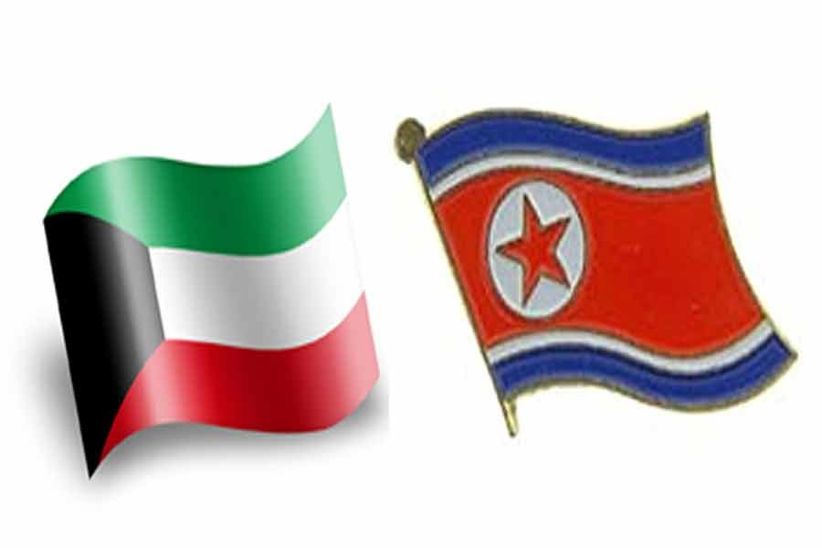 Kuwait tells N Korea ambassador to leave within a month