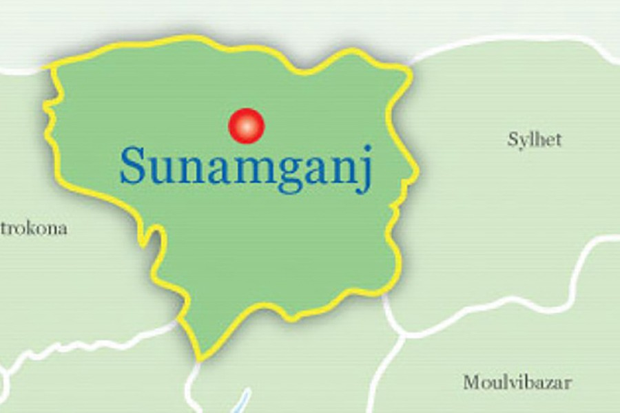 Two pedestrians die in Sunamganj road accident