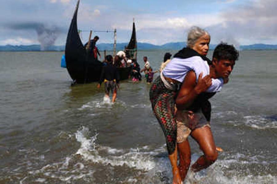 India won't mediate between Myanmar and Bangladesh