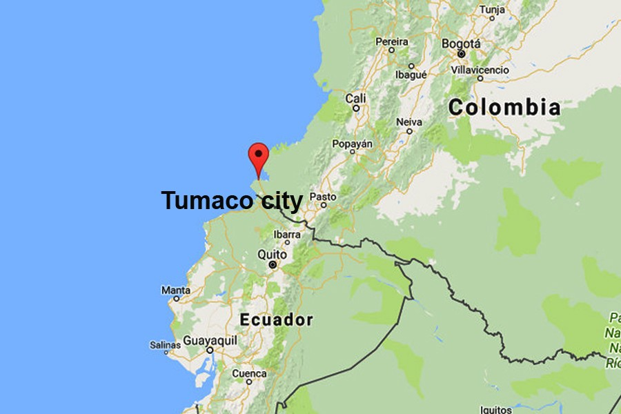 Clashes leave four dead in Colombia