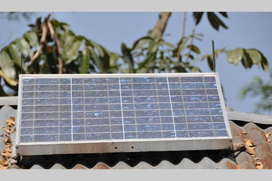 Boosting rooftop solar power generation