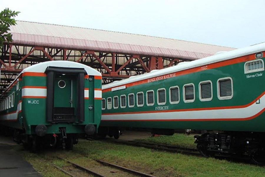 The new workshop has the capacity to repair at least 570 metre-gauge (MG) and broad-gauge (BG) passenger compartments and at least 430 wagons a year. Collected photo used only for representation.