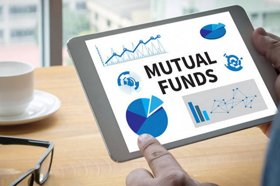 Mutual funds trade with over 40pc discount