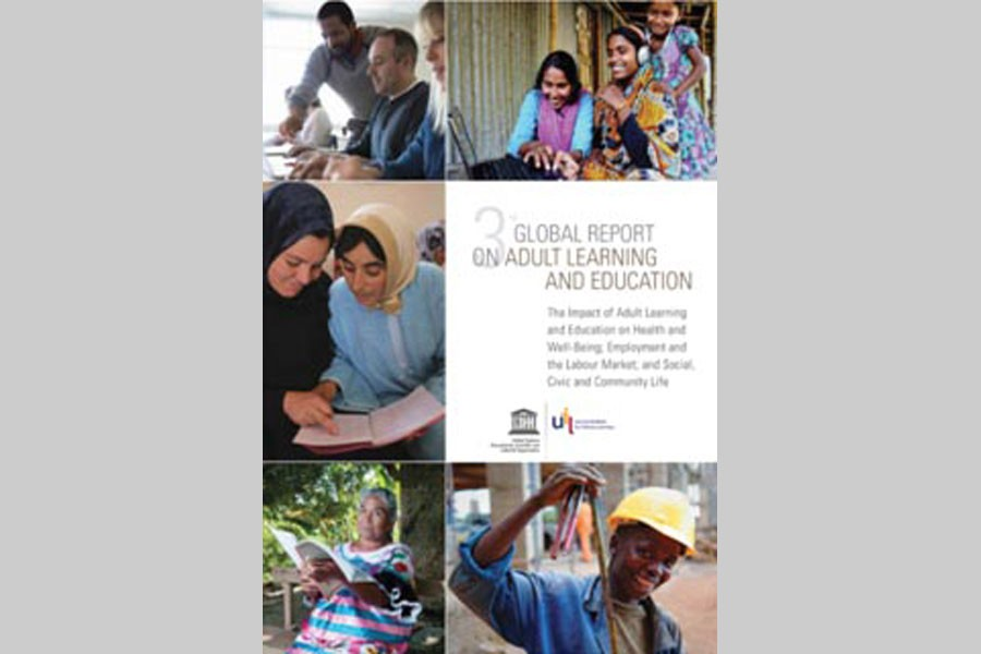 Adult learning to promote sustainable development