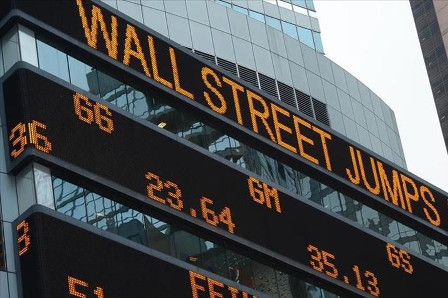 US stocks: Dow, S&P rise, Nasdaq drops