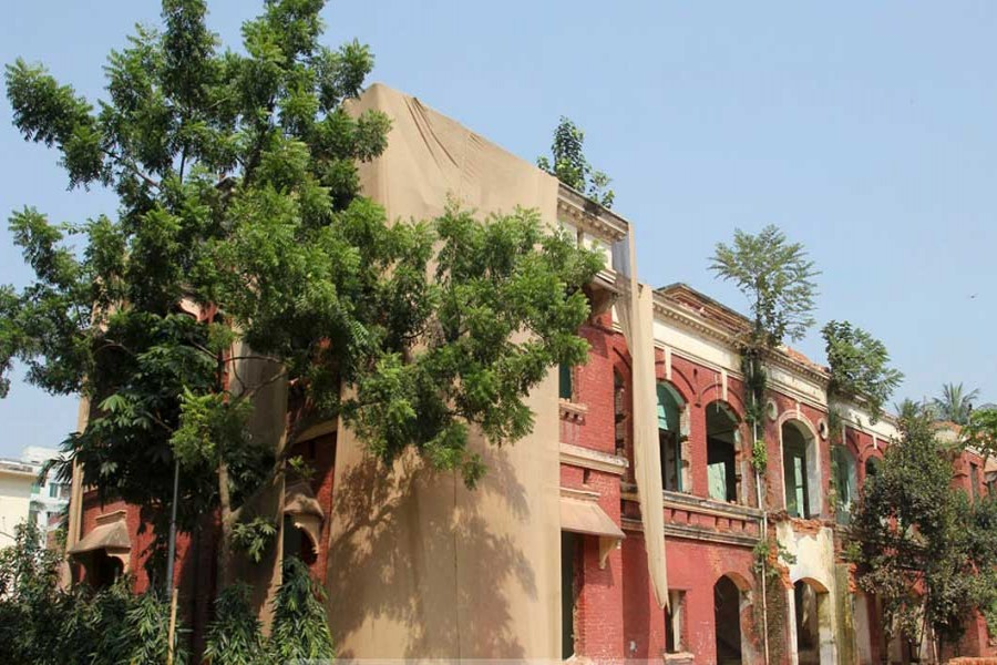 Erasing vestiges of the past - mindless cruelty to heritage