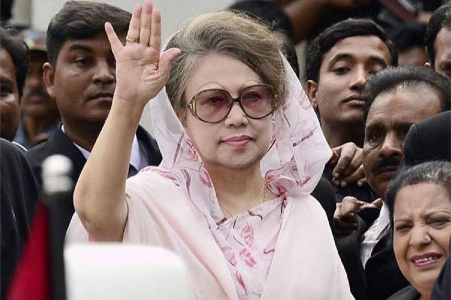 Khaleda reiterates she won't be vindictive against Hasina