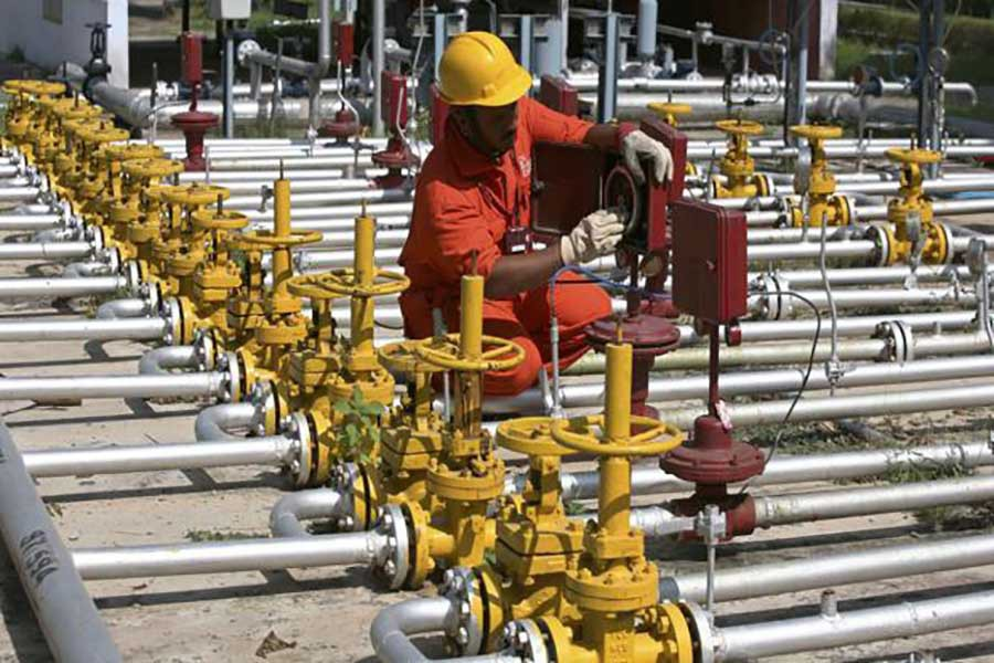 Gas crisis hurting output  in industrial belt