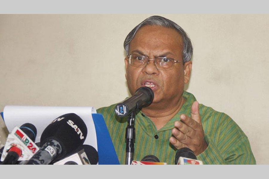 'PM's comments on Khaleda out of spite'