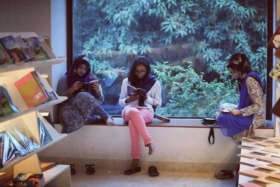 Bookworm's dream turns into reality through the opening of Bengal Boi