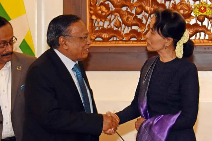 Bangladesh, Myanmar discuss trade under BCIM