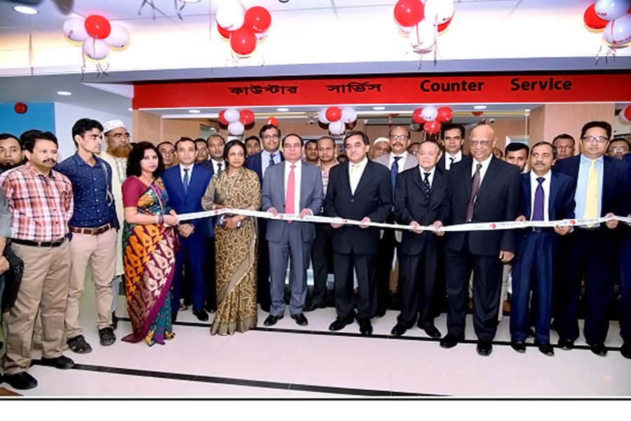 ONE Bank opens new branch in Ctg