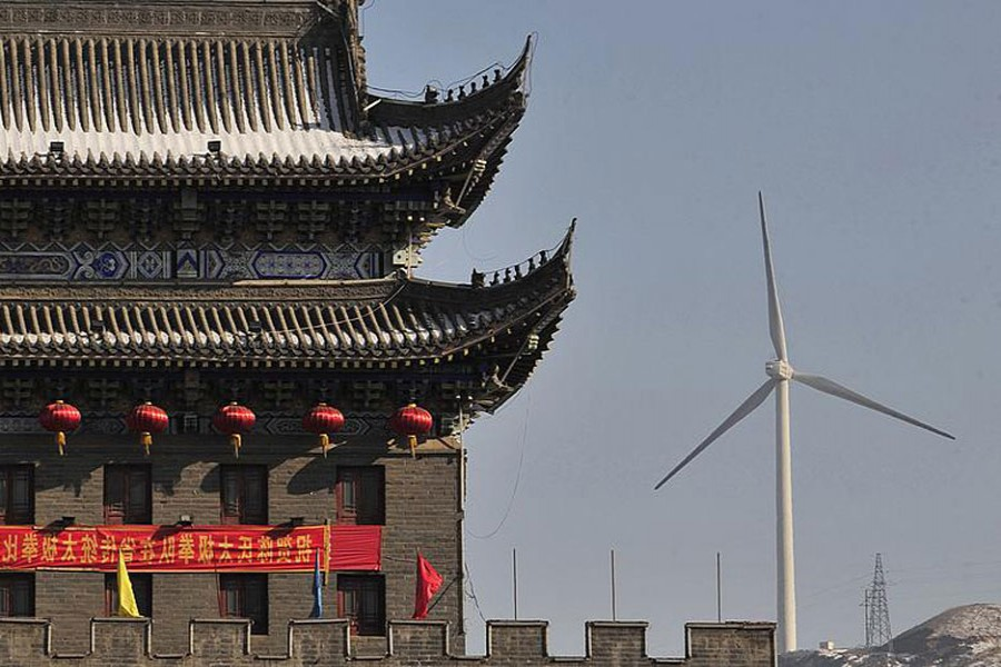 China cuts coal dependency to prevent environmental degradation