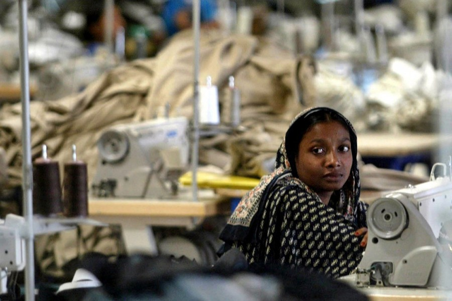 Under the NI, some 1,549 garment factories, which remained outside the purview of Accord and Alliance inspections, have been inspected for structural, fire and electrical integrity. - AP file photo used for representation.
