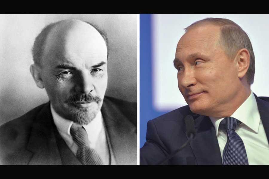 Russia S Revolution Centennial From Vladimir Lenin To Vladimir Putin