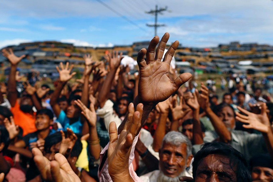 100 days of Rohingya crisis: Cox's Bazar in dire straits