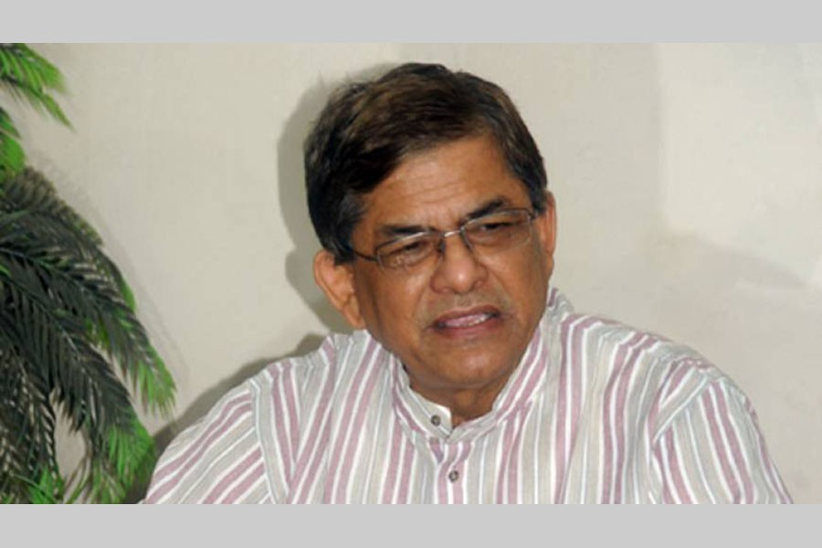 AL destroying spirit of liberation: BNP