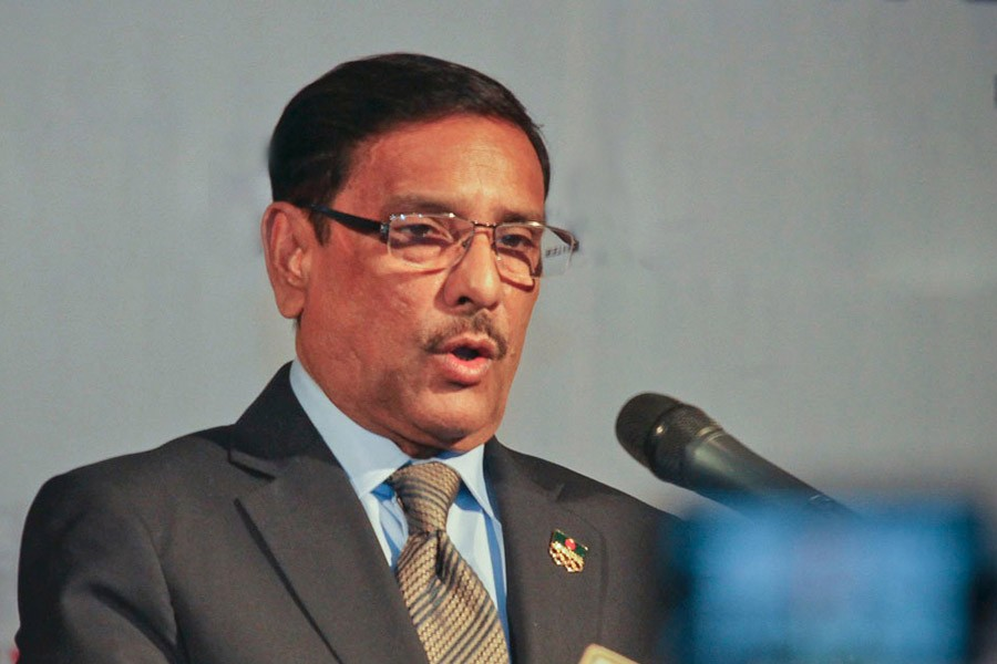 People will reject anti-liberation forces: Obaidul Quader