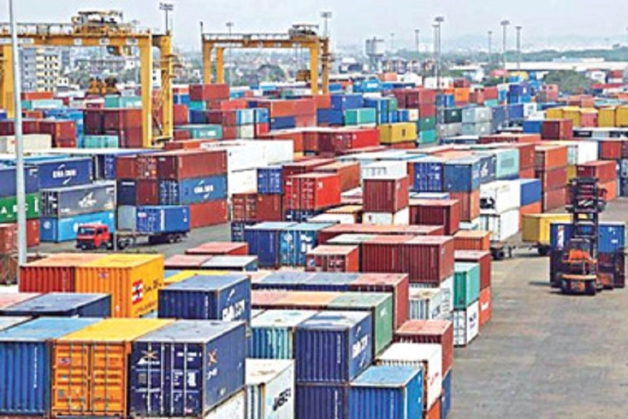 Chittagong port moves 27 notches up in container-handling