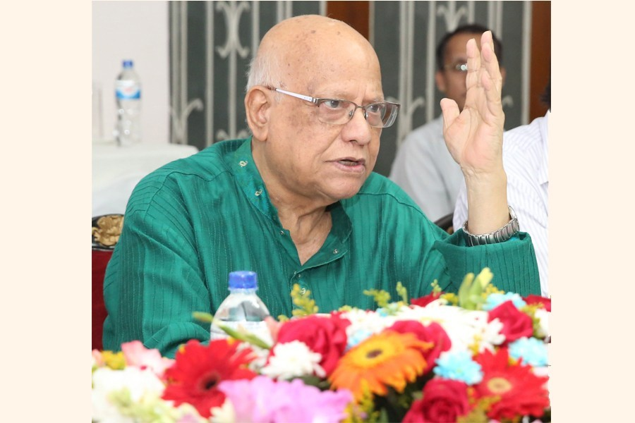 Directors destroyed Farmers Bank, Sylhet to get flyover: Muhith