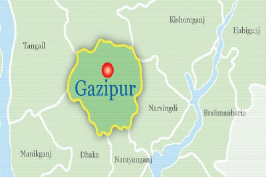 One dies in Gazipur construction site collapse