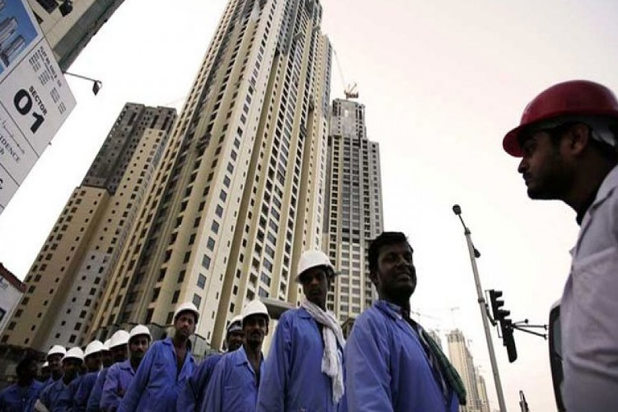 Record number of workers went abroad in 2017