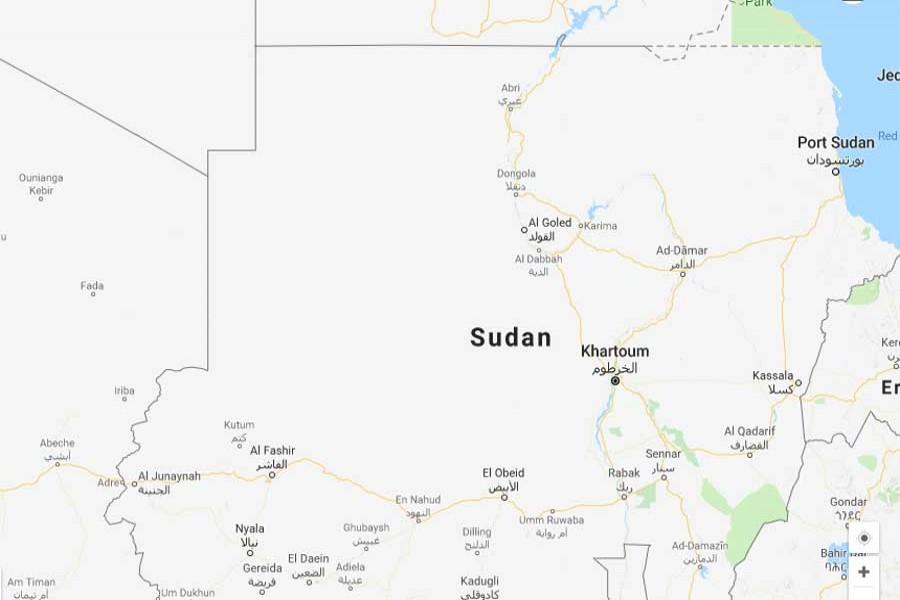 Sudan detains Reuters, AFP reporters in Khartoum