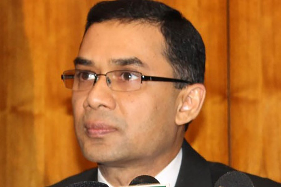 Tarique's counsel presents arguments in Aug 21 case