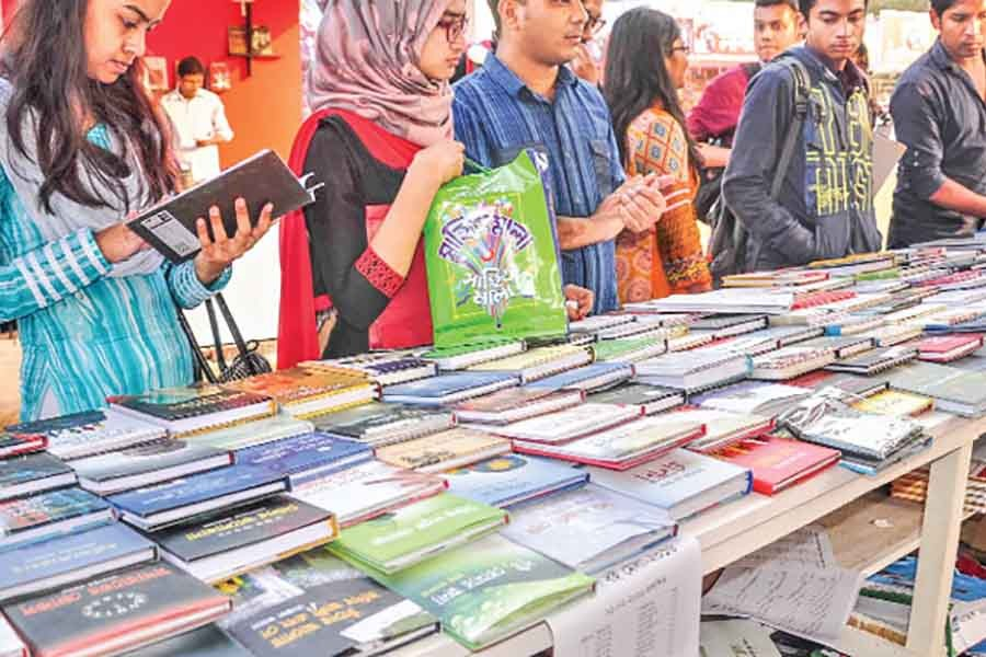 essay on ekushey book fair
