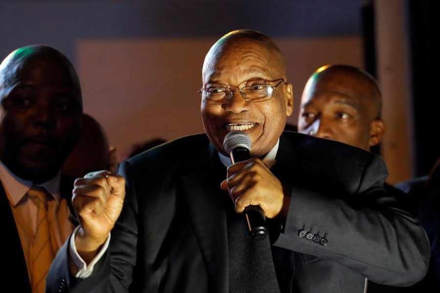 SA ruling party moves to oust Zuma