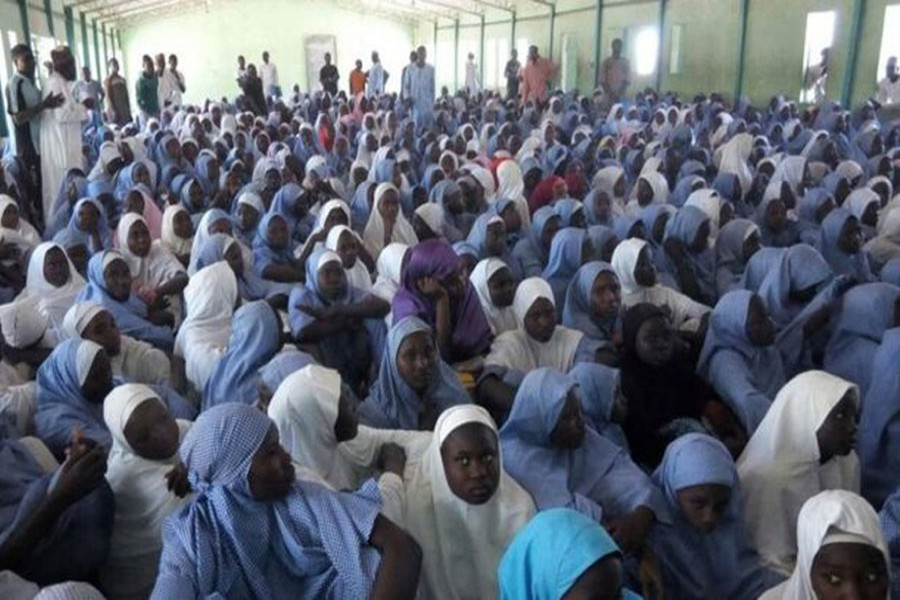 The number of missing girls is being disputed by parents.- Photo: Yobe State government