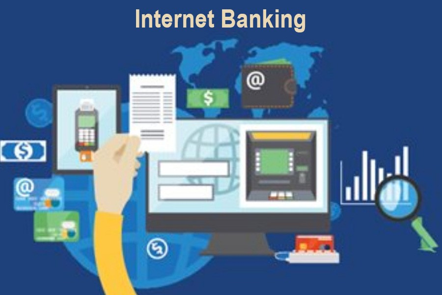what are the types of internet banking
