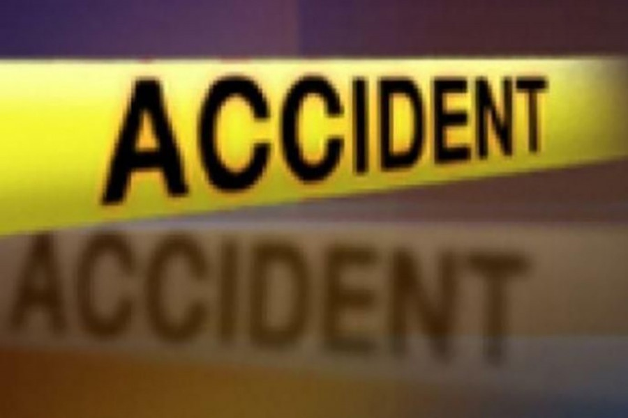 Bogra road accident kills one