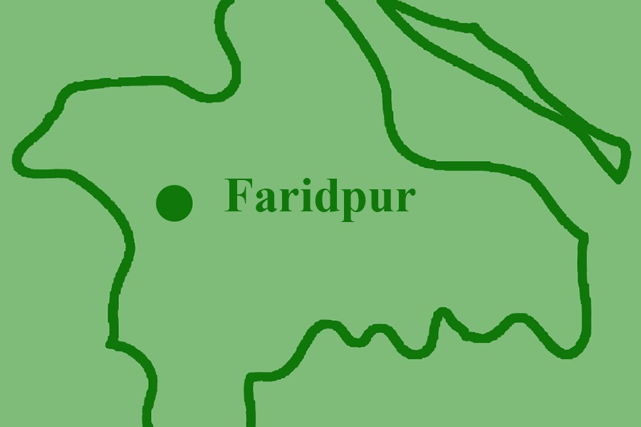 Three primary school students hurt in Faridpur roof collapse