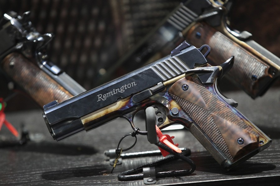 US gunmaker files for bankruptcy